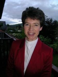 Rev Dr Helen Burn - Front Page